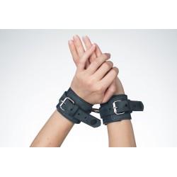 Kajdanki na ręce Bruised Grey