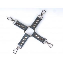 Łącznik X Clip Bruised Grey