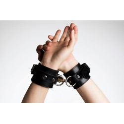 Handcuffs Double Black